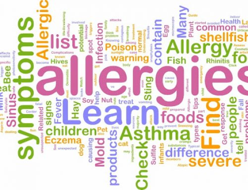 "** Blog/Newsletter Release ""Allergies"" **"