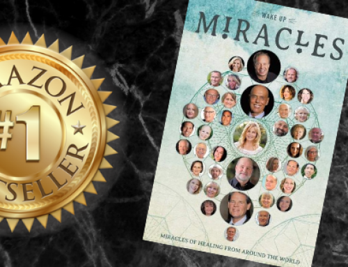 Wake Up: Miracles of Healing from Around the World  Hits #1 on Amazon (Dr. Harper is a contributing author!)