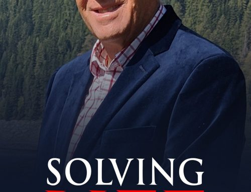 """Solving Life"" By Dennis Harper, DC – Now For Sale On Amazon.com!"