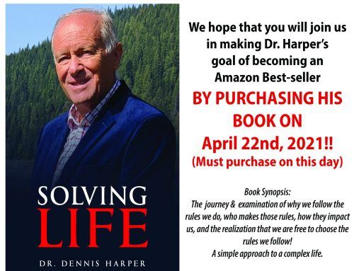 """Solving Life"" Help Us Make It An Amazon #1 Best Seller!"